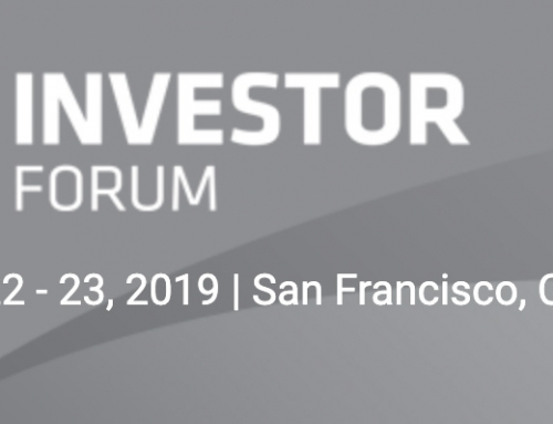 Jose Trevejo, MD, PhD, will present at the 2019 BIO Investor Forum